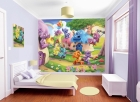 Tapeta 3D Walltastic - BUTTON BEARS