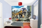 Tapeta 3D Walltastic - TRANSFORMERS